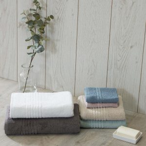 Jeff Banks HOME Pure Cotton 6 Piece Towel Set