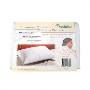 Mediflow Quilted Pillow Protector