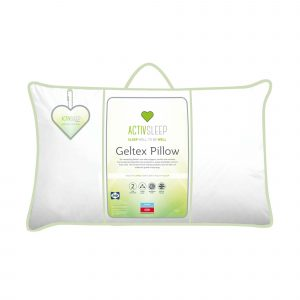 Sealy ActivSleep Geltex Memory Foam Pillow