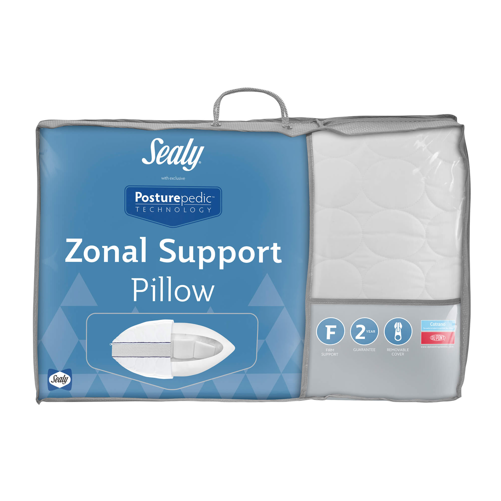 Sealy Optimal Latex Pillow   Sleepy People