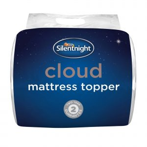Silentnight Cloud Mattress Topper