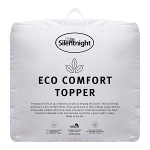 Silentnight Eco Comfort Mattress Topper