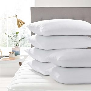 Silentnight Hibernate Anti- Allergen Pillows - 6 Pack