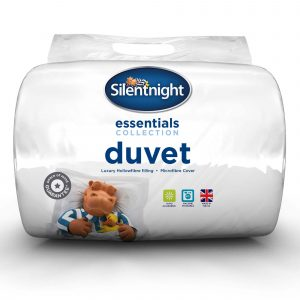 Silentnight Hollowfibre Duvet - 15 Tog