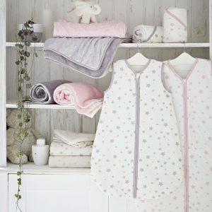 Silentnight Safe Nights Fleece Baby Blanket