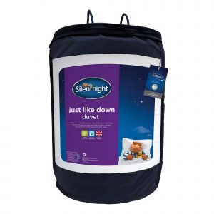 Silentnight Just like down Duvet - 4.5 Tog