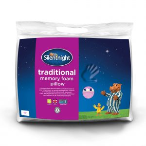 Silentnight Traditional Memory Foam Pillow