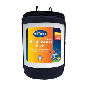 Silentnight All Seasons Duvet - 15 Tog