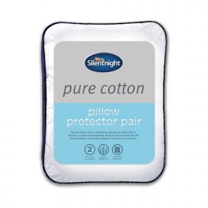 Silentnight Pure Cotton Pillow Protectors