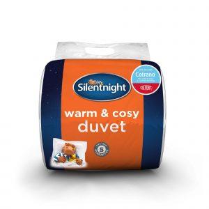 Silentnight Added Value Warm & Cosy Duvet - 13.5 Tog