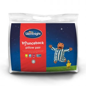Silentnight Bounce Back Pillow - 2 Pack