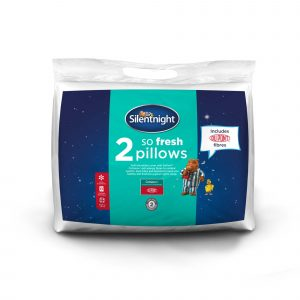 Silentnight So Fresh Pillows & Pillow Protector Set